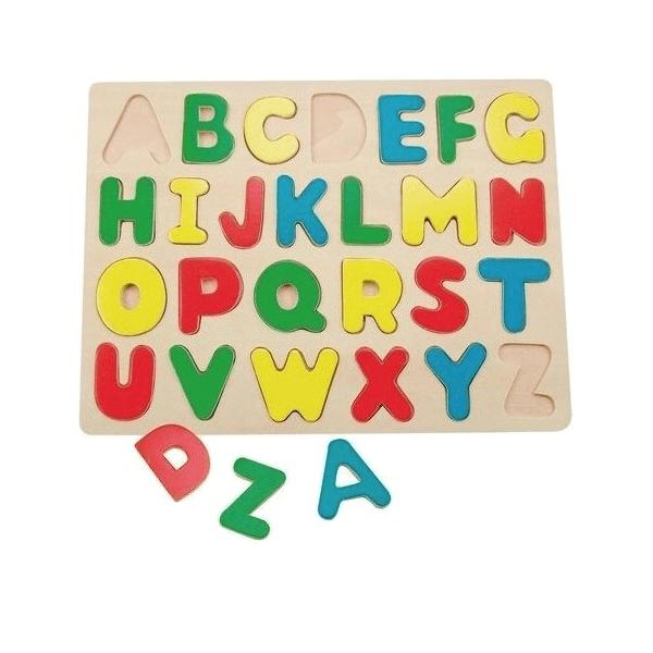 Puzzle - Abeceda Pro začínající školáky