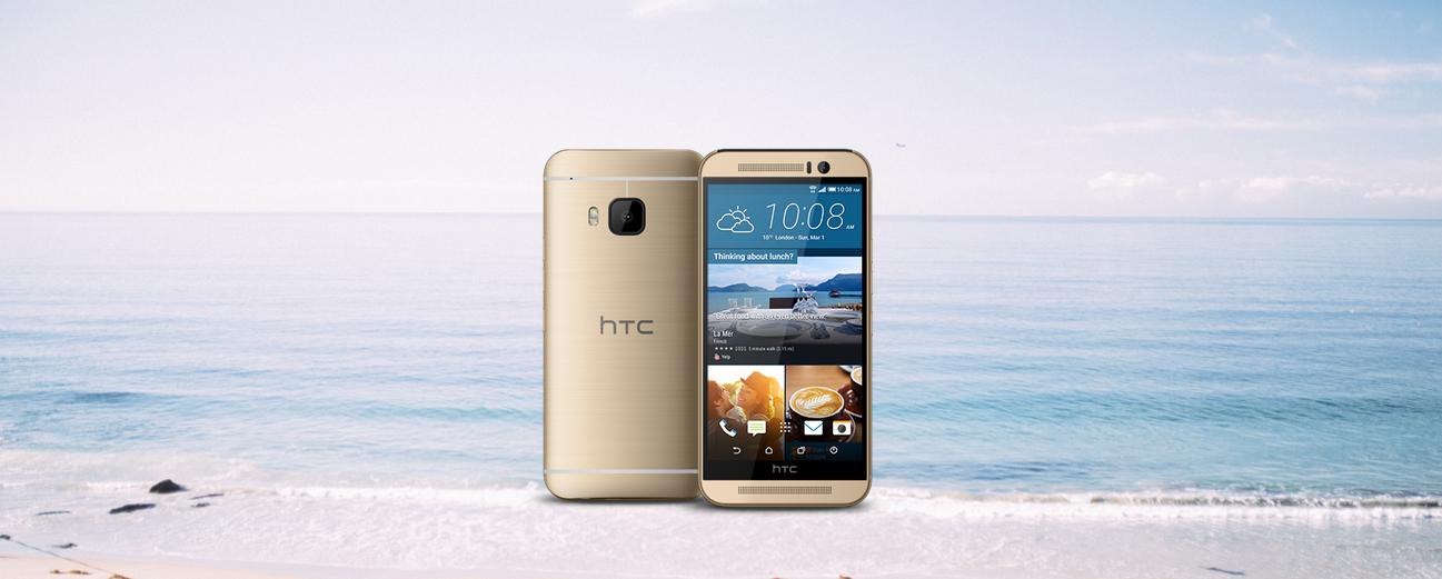 Mobilní telefon HTC One M9