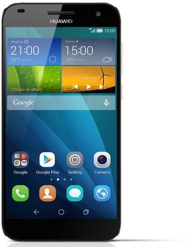 Mobilní telefon HUAWEI G7 Gold