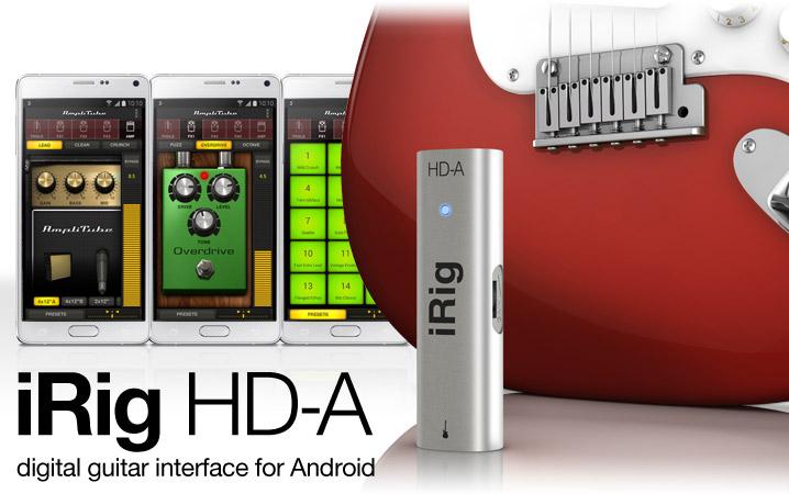 iRig HD-A