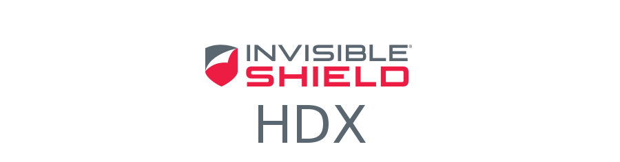 ZAGG invisibleSHIELD HDX