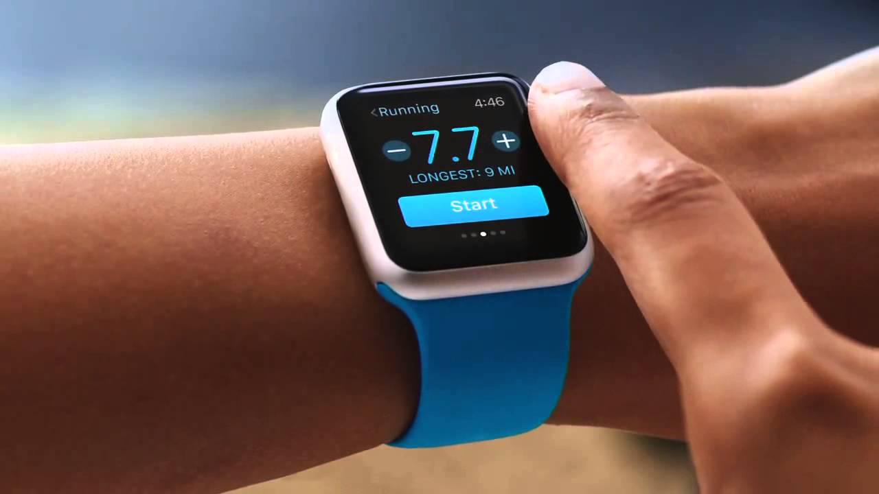 Apple Watch - Revoluce v nositelné elektronice