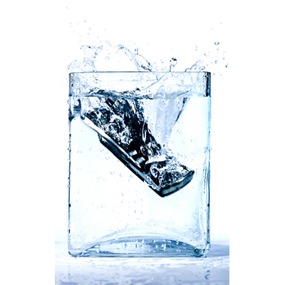Vodotěsný smartphone