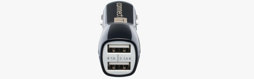 CONNECT IT CI-243 Car Charger Strong