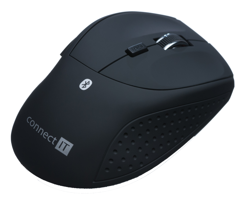 Myš CONNECT IT Bluetooth Mouse CI-201