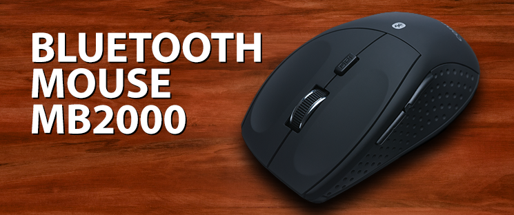 Myš CONNECT IT Bluetooth Mouse CI-201