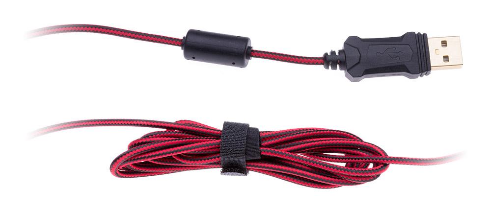 Dokonale odstíněný kabel
