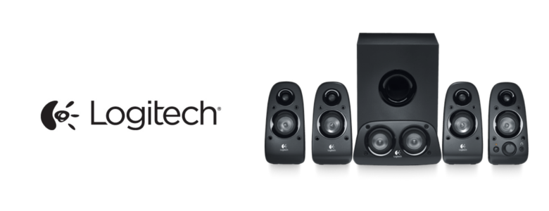 Reproduktory Logitech Surround Sound Speakers Z506 5.1