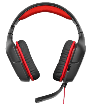 Logitech G230 Stereo Gaming Headset