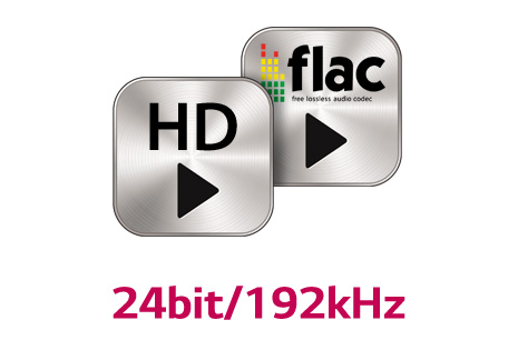 HD MUSIC FILE PLAYBACK