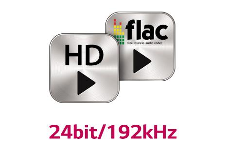 HD MUSIC FILE PLAYBACK
