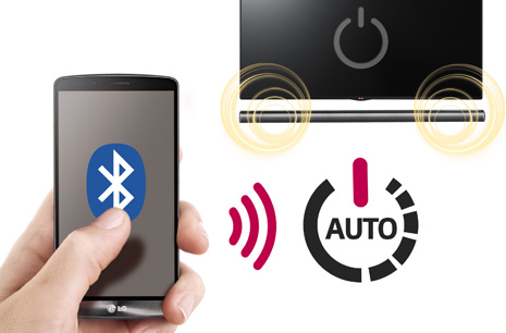 BLUETOOTH STAND-BY