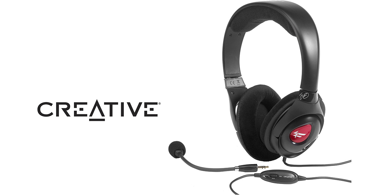 reative HS-800 Fatal1ty Gaming