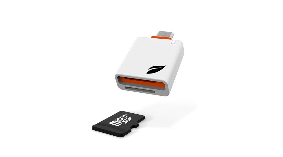 MicroSD čtečka Leef Access