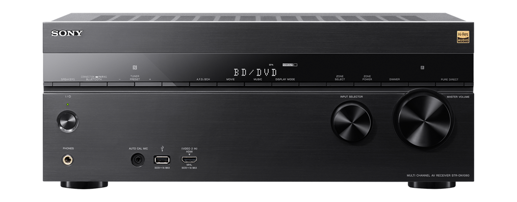 Sony Hi-Res STR-DN1060