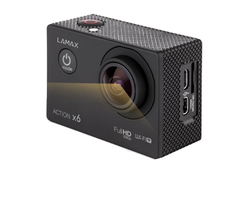 Full HD video, slow motion a kvalitní optika s širokým úhlem záběru