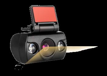 Infra podsvícení zadní kamery