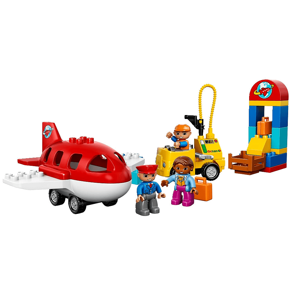 Lego Duplo 10590 Airport Building Kit Alzashop