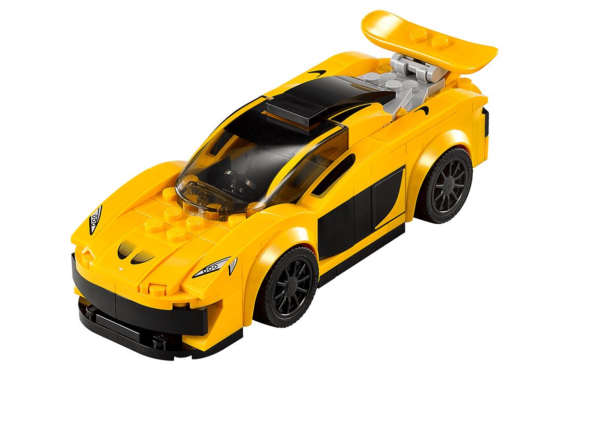 LEGO Speed Champions 75909 McLaren P1 168