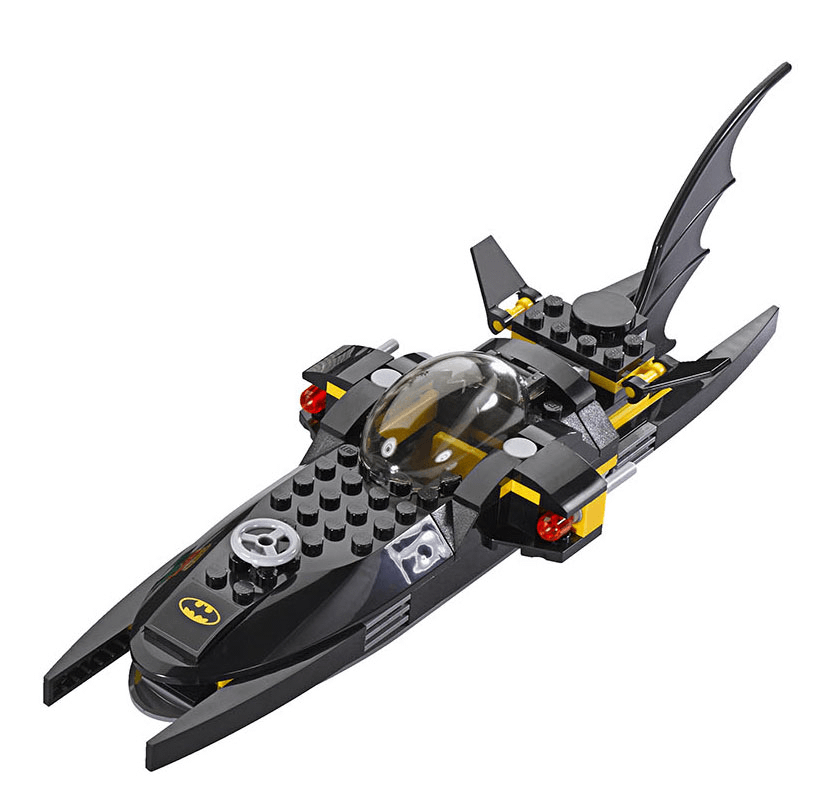 Lego Superheroes Black Manta Deep Sea Strike Building Set