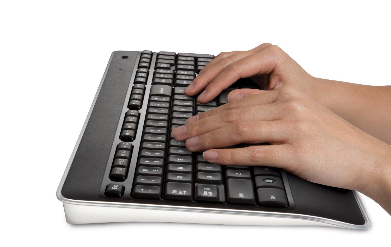 Maximální pohodlí i při dlouhém psaní