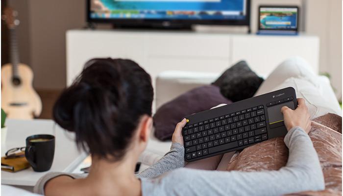 Ideální TV klávesnice