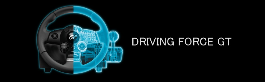 Logitech Driving Force GT Gran Turismo