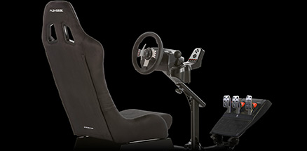 Závodní volant Logitech G29 Driving Force s pedály