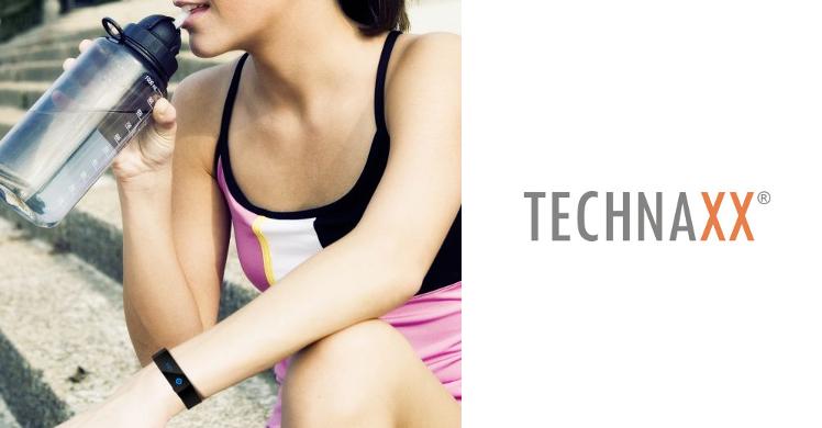 Fitness náramek TECHNAXX CLASSIC TX-3