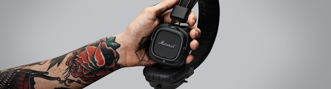 Marshall Major II - Pitch Black