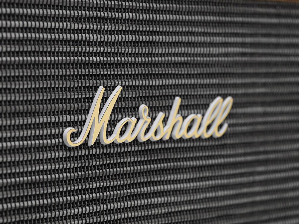 Marshall je zárukou kvality