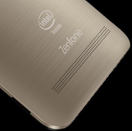 Asus ZenFone 2 zlatý