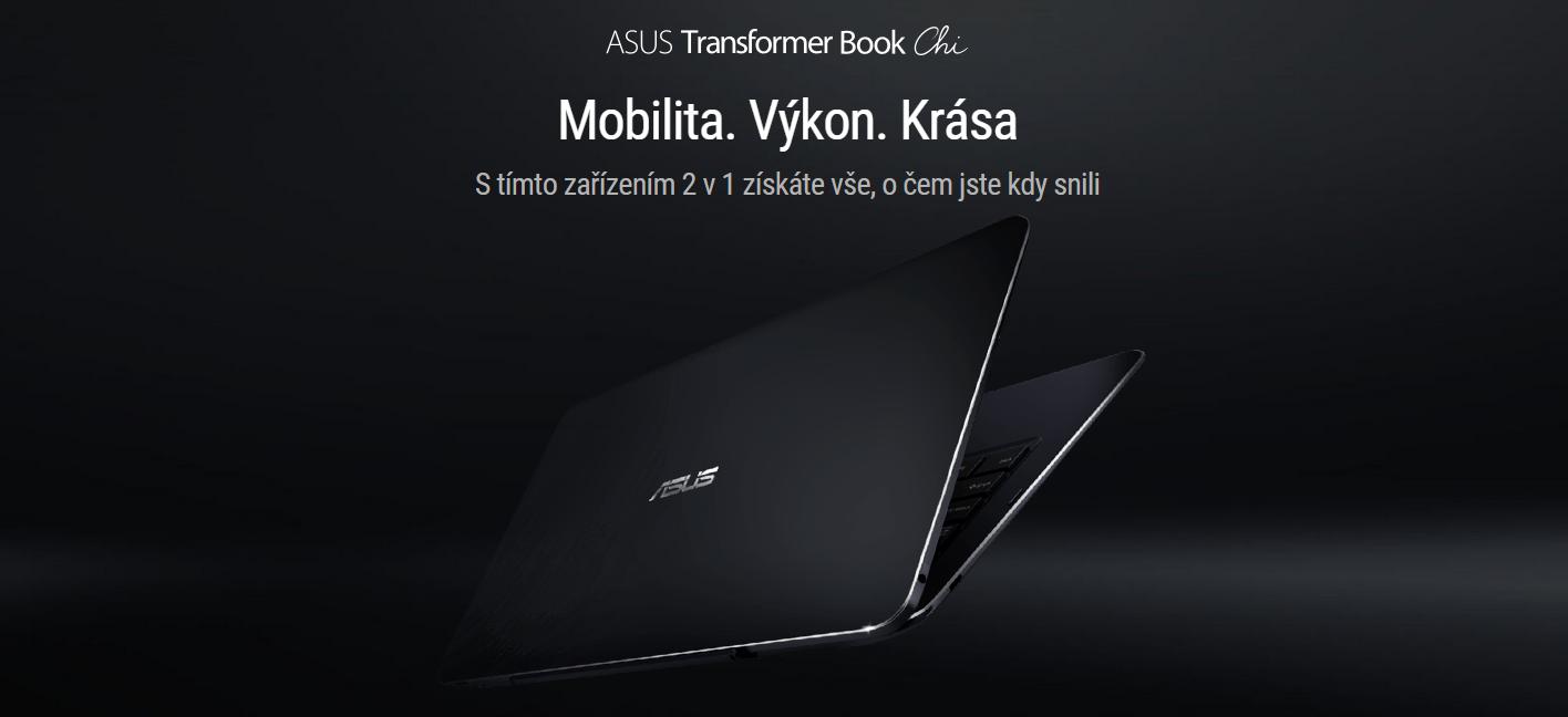 ASUS Transformer Book T300CHI