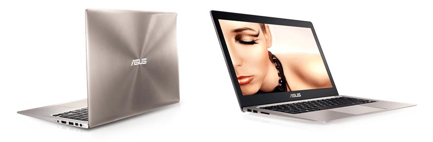 Ultralehký celohliníkový Zenbook