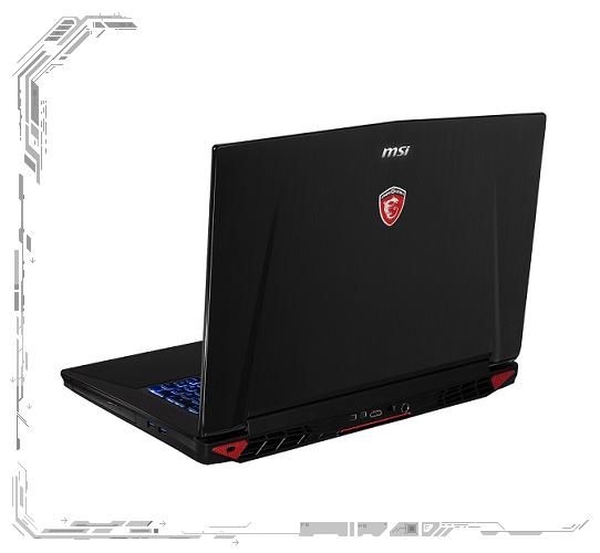 Notebook MSI GT72 2QE