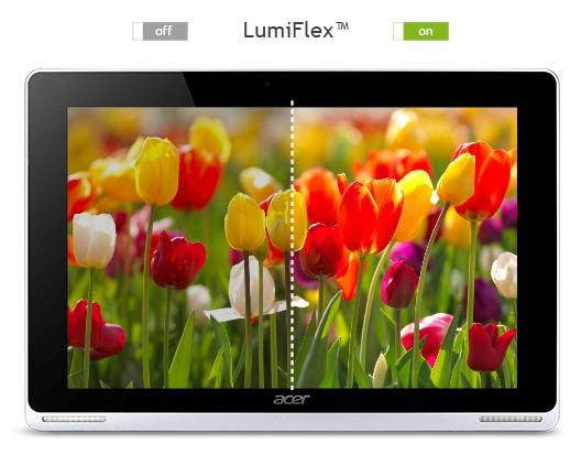 Displej Acer LumiFlex