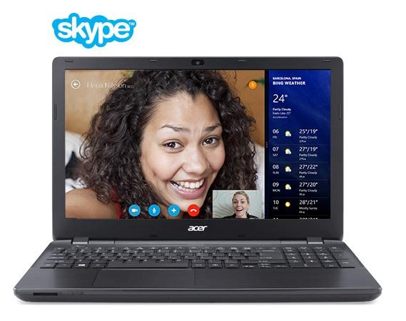 Certifikován pro aplikaci Skype