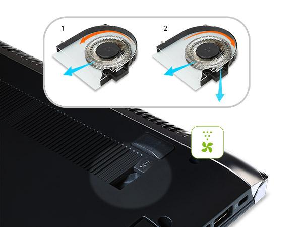 Řada Black Edition – Jedinečné technologie