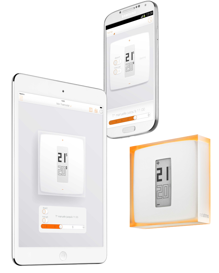 netatmo thermostat thermostat. Black Bedroom Furniture Sets. Home Design Ideas