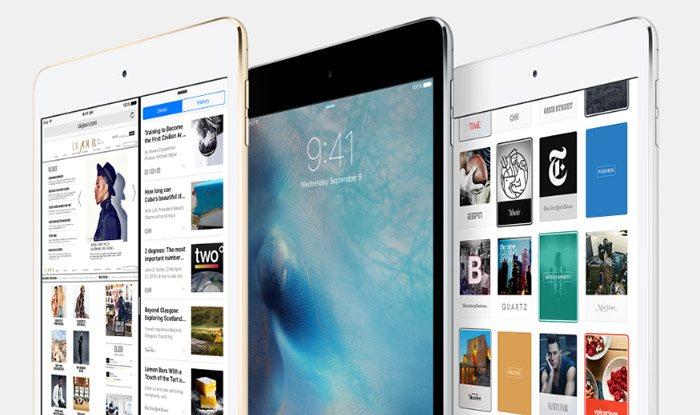 Aplikace navržené pro iPad