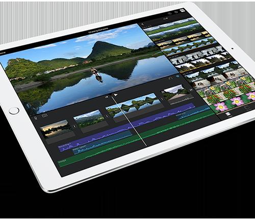 Aplikace pro iPad
