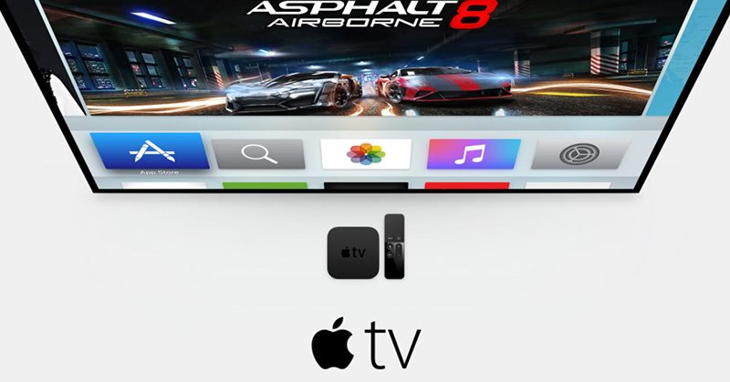 Nová Apple TV 4K