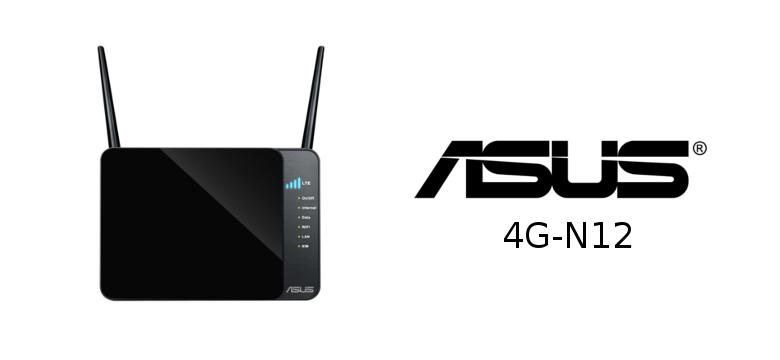ASUS 4G-N12