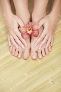 Péče o nohy SCHOLL Koupel na nohy