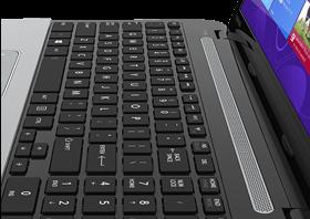Obdivuhodný design a perfektní klávesnice