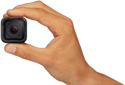 Nejmenší a nejlehčí GoPro vůbec