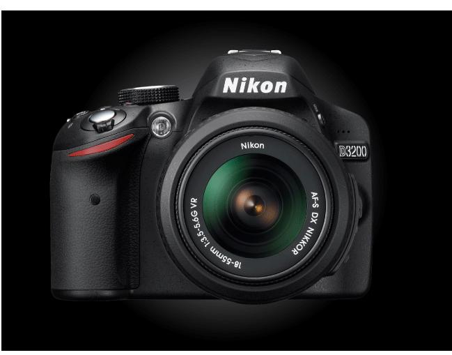 Digitální zrcadlovka Nikon D3200