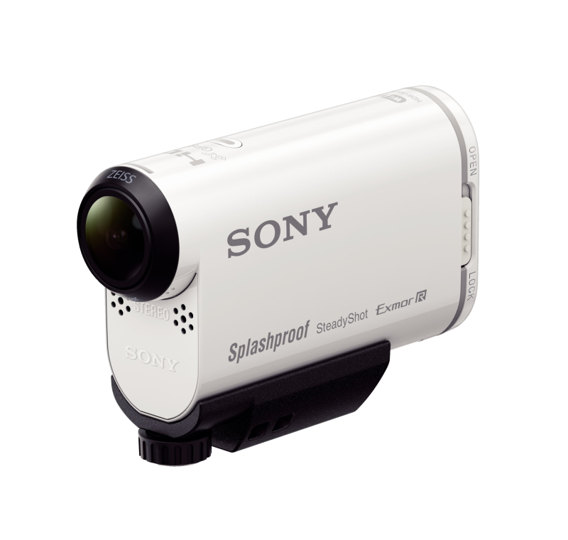 Sony ActionCamHDR-AS200VT - Travel Kit