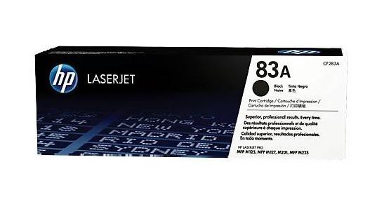 Tonerová kazeta HP 83