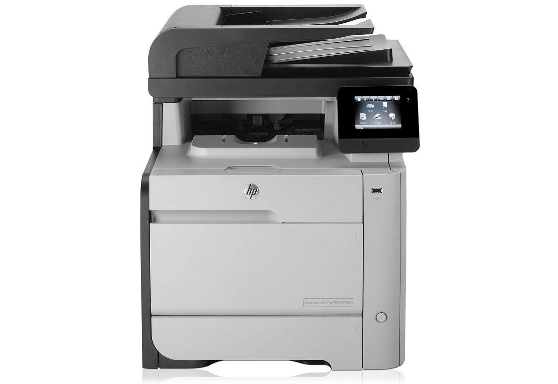 HP LaserJet Pro 400 color MFP M476dn